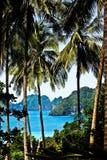 Isola di phi di Phi Fotografie Stock