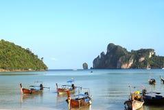 Isola di Phi di Phi, Tailandia Immagini Stock