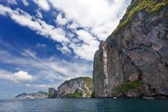Isola di Phi di Phi, Tailandia Fotografie Stock Libere da Diritti