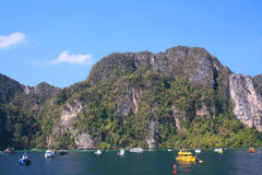 Isola di Phi Phi, Koh Phi Phi Immagini Stock Libere da Diritti