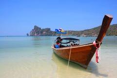 Isola di Phi Phi, Koh Phi Phi Fotografie Stock Libere da Diritti