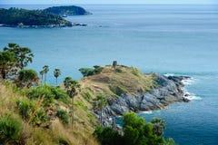 Isola di Phuket Immagini Stock