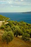 Isola di Poros Fotografia Stock