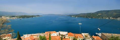 Isola di Poros Fotografie Stock