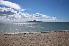 Isola di Rangitoto, Auckland fotografie stock libere da diritti
