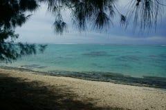Isola di Rarotonga Fotografia Stock