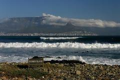 Isola di Robben Fotografia Stock Libera da Diritti