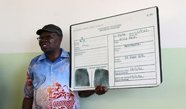 Isola di Robben Immagine Stock Libera da Diritti