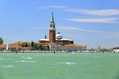 Isola di S. Giorgio Maggiore,  Old Buildings, Venice, Venezia, Italy Royalty Free Stock Image