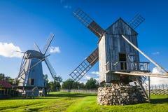 Isola di Saaremaa, Estonia immagine stock