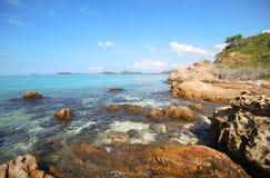 Isola di Samae San, Koh Samae San Immagine Stock