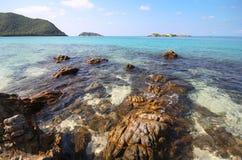 Isola di Samae San, Koh Samae San Fotografie Stock