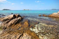Isola di Samae San, Koh Samae San Fotografia Stock Libera da Diritti