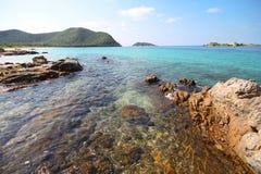 Isola di Samae San, Koh Samae San Fotografia Stock