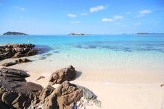 Isola di Samae San, Koh Samae San Island Immagine Stock Libera da Diritti