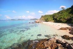 Isola di Samae San, Koh Samae San Island Fotografie Stock Libere da Diritti