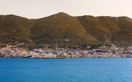Isola di Samos immagine stock libera da diritti