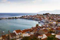 Isola di Samos fotografie stock libere da diritti