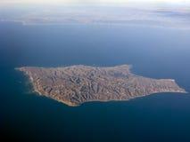 Isola di Santa Rosa, CA Fotografia Stock