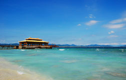 Isola di Sanya Immagini Stock