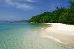 Isola di Sapi fotografia stock libera da diritti
