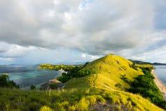 Isola di Seraya, Nusa Tenggara orientale, Flores, Indonesia Fotografia Stock