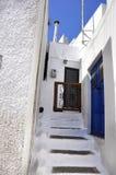 Isola di Serifos, Grecia Fotografia Stock Libera da Diritti