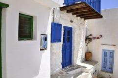 Isola di Serifos, Grecia Fotografie Stock Libere da Diritti