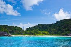 Isola di Similan Fotografia Stock Libera da Diritti