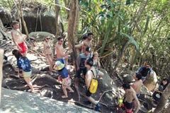 Isola di Similan Immagine Stock Libera da Diritti