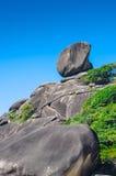 Isola di Similan Fotografie Stock Libere da Diritti