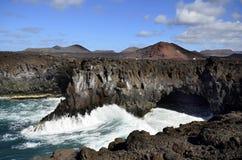 Isola di Spain_Canary Immagini Stock