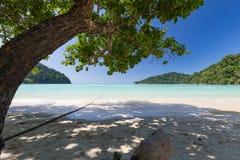 Isola di Surin, Tailandia Fotografia Stock Libera da Diritti
