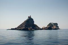 Isola di Sveta Nedelja Immagine Stock Libera da Diritti
