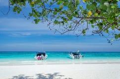 Isola di Tachai Fotografie Stock
