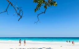 Isola di Tachai Immagine Stock Libera da Diritti