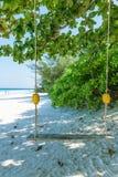 Isola di Tachai Fotografie Stock Libere da Diritti