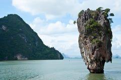 Isola di Tapu Fotografia Stock