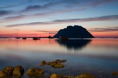 Isola di Tavolara Immagine Stock Libera da Diritti