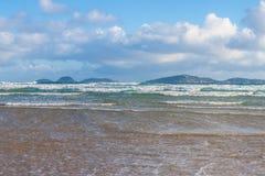 Isola di Tristan Fotografia Stock