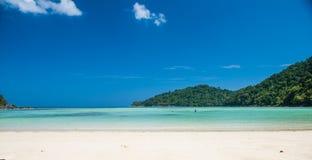 Isola di Tristan Immagine Stock