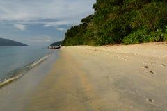 Isola di Tristan Ko Adang Provincia di Satun thailand Fotografia Stock