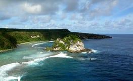 Isola di uccello Saipan fotografia stock libera da diritti