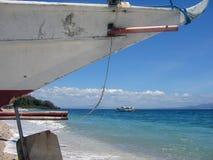 Isola di Verde Fotografia Stock