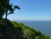 Isola di Wolin Fotografie Stock