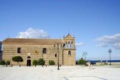 Isola di Zacinto, Grecia immagini stock libere da diritti