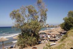 Isola di Zacinto, Zante, Grecia immagine stock