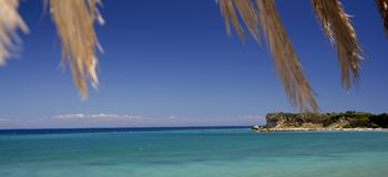 Isola di Zacinto, Zante, Grecia immagini stock