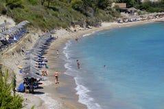 Isola di Zacinto, Zante, Grecia fotografia stock libera da diritti