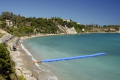 Isola di Zacinto, Zante, Grecia fotografia stock
